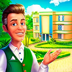 Incredible cinematic storyline Combination of hidden object find and seek game, and hotel renovation Hundreds of unique interiors to express creativity Unique boosters Cute characters A wide range of hidden objects to find Daily bonuses