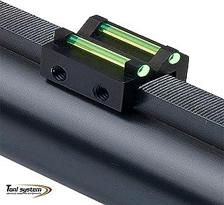 Toni system cod. TR10/TV10 Alza Fibra optica para Banda Escopeta ø1,5mm Rojo/Verde