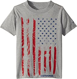 Tie-Dye Flag Tee (Toddler/Little Kids)