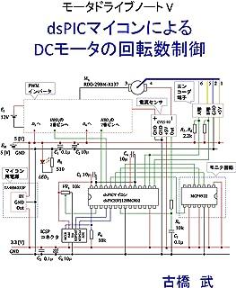 モータドライブノート V: dsPICマイコンによるDCモータの回転数制御
