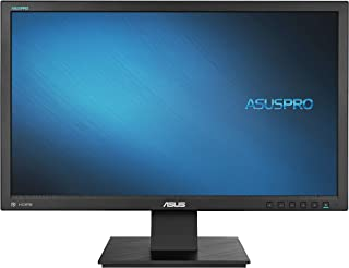 "ASUSPRO C422AQH 21.5"" Monitor Full HD IPS DP HDMI DVI VGA Ergonomic with ASUS Eye Care,BLACK"