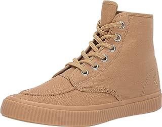 Ealing Mid Waxed Canvas Sneaker