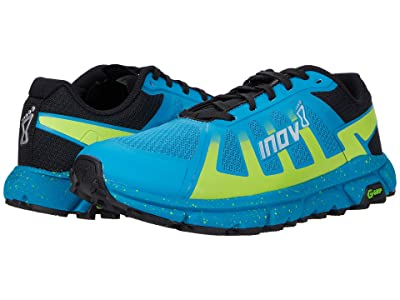 inov-8 Terraultra G 270 (Blue/Yellow) Women