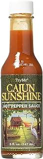 Try Me Sauce Cajun Hot Pppr