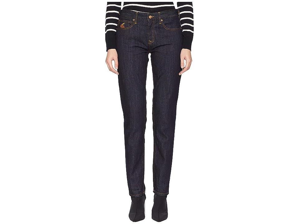 Vivienne Westwood - Vivienne Westwood Drainpipe Jeans in Blue Denim