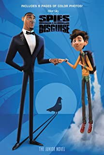 Spies in Disguise: The Junior Novel