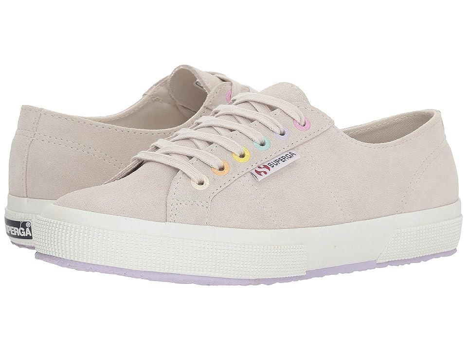 Superga 2750 Suecotlinc Sneaker (Grey Multi) Women