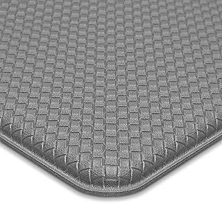 DEXI Kitchen Rug Anti Fatigue,Non Skid Cushioned Comfort Standing Kitchen Mat Waterproof and Oil Proof Floor Runner Mat, E...