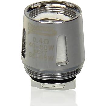 V8 Baby Q2 Coil Heads 0 4 Ohm 5 Stuck Pro Packung Amazon De Drogerie Korperpflege