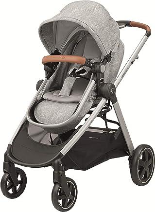 ac12f4f05 Bébé Confort ZELIA 'Nomad Grey' - Cochecito de nacimiento hasta los 3,5
