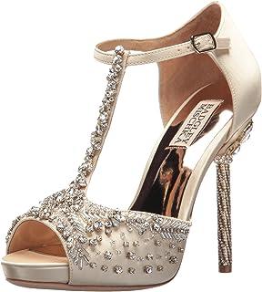 Badgley Mischka Women's Stacey Heeled Sandal