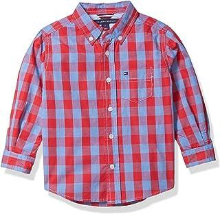 Boys' Ellison Long Sleeve Woven Shirt