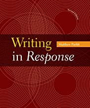 writing in response 2nd edition