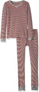 Burt's Bees Baby Unisex Pajamas, Tee and Pant 2-Piece PJ...