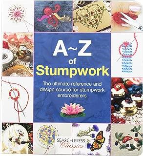 Search Press Books-A-Z of Stump Work