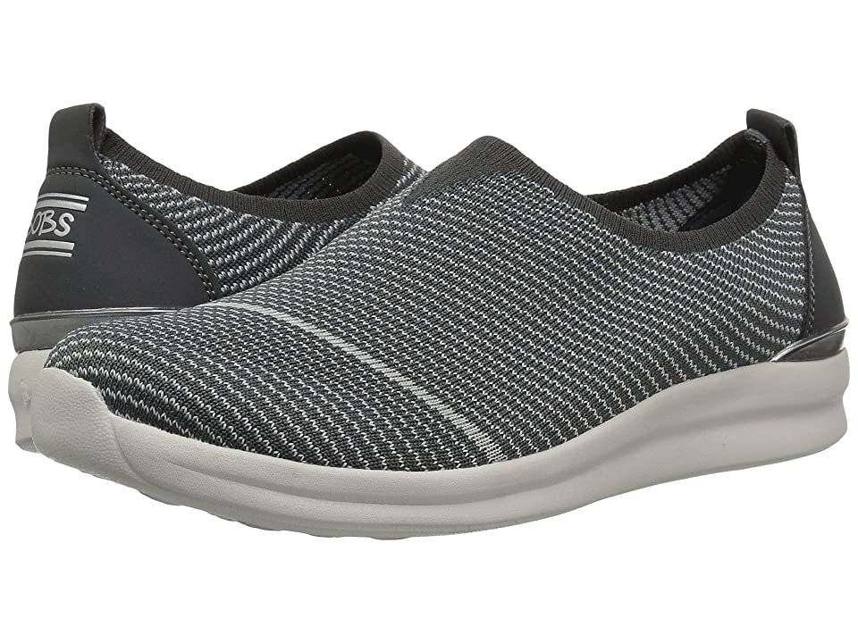 BOBS from SKECHERS Bobs Phresher Home Stretch (Charcoal) Women