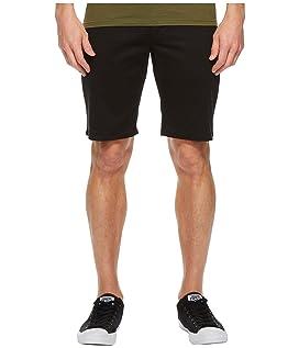 Toil II Hemmed Shorts