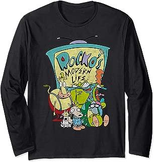 rocko's modern life long sleeve shirt