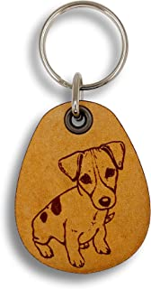 jack russell leather