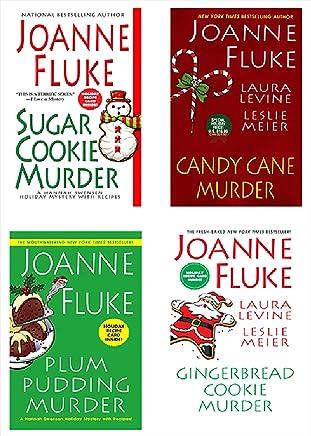 Joanne Fluke Christmas Bundle: Sugar Cookie Murder, Candy Cane Murder, Plum Pudding Murder, & Gingerbread Cookie Murder (A Hannah Swensen Mystery) (English Edition)