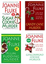 Joanne Fluke Christmas Bundle: Sugar Cookie Murder, Candy Cane Murder, Plum Pudding Murder, & Gingerbread Cookie Murder (A...