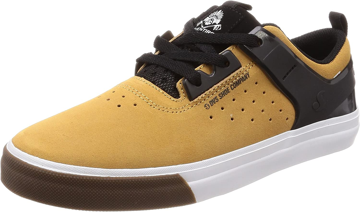 DVS Cinch CT + Chamois Suede McEntire shoes