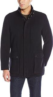 Cole Haan Men's Wool Cashmere Carcoat