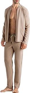 Hanro Men's Dumal Long Pant Pajama Bottom