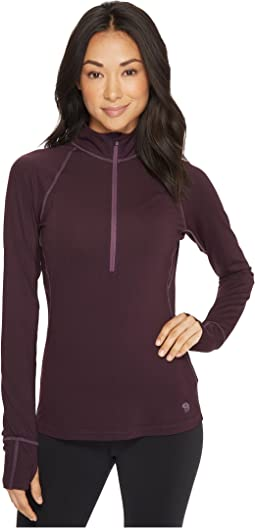 Mountain Hardwear - Butterlicious™ Long Sleeve 1/2 Zip Top