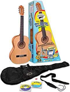 eMedia My Guitar Beginner Pack (3/4 size acoustic guitar with lessons for kids) EG11131