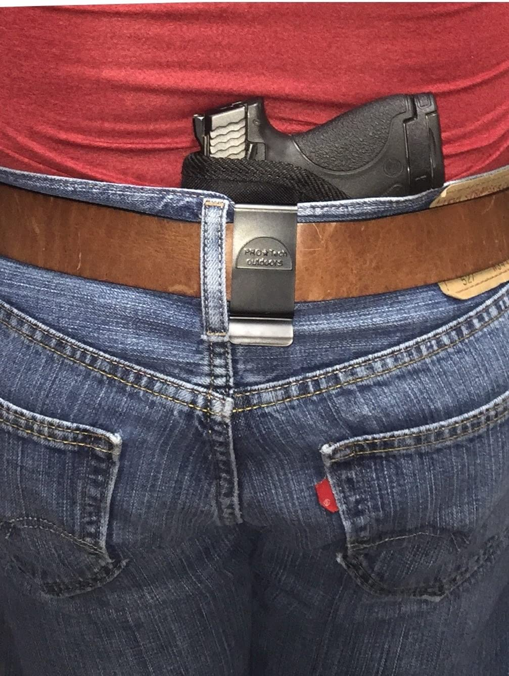 Pro-Tech Outdoors in Over item handling ☆ The Pants Concealed Gun Raven Holster for M Limited time trial price