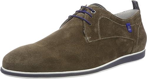 Floris van Bommel 14076, zapatos de Cordones Derby para Hombre