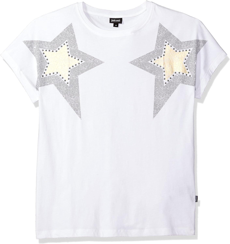 Just Cavalli Mens Night T-Shirt T-Shirt