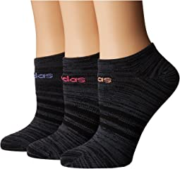adidas - Superlite No Show Socks 6-Pack