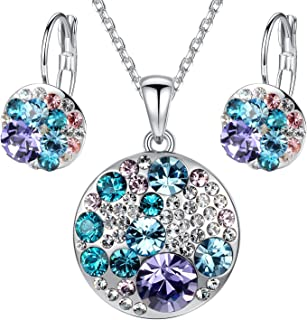 Leafael Ocean Bubble Women's Jewelry Set Made with...