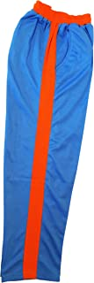 CE Indian Colored Cricket T20 Kit Shirts Jersey & Pants Trousers Indian National Colors (Pants Trouser, Medium)