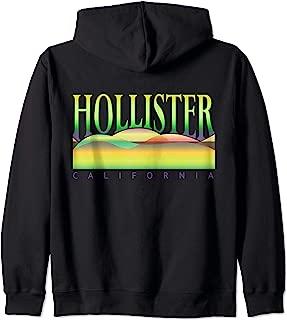 hoodie back view