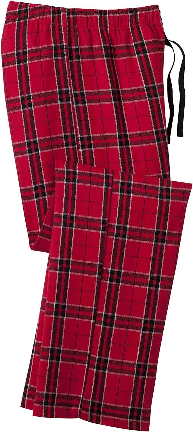Joe's USA  Ladies Soft & Cozy Plaid Flannel Pajama Pants. Juniors Sizes  XS4XL