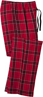 Joe's USA - Ladies Soft & Cozy Plaid Flannel Pajama Pants. Juniors Sizes: XS-4XL