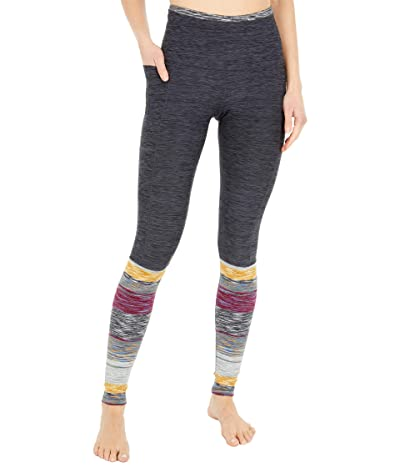 Prana Zandra Leggings (Onyx Heather) Women