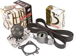 Evergreen TBK201WP Fits 03-07 Mitsubishi Lancer LS ES OZ Non-Turbo 2.0 4G94 Timing Belt Kit GMB Water Pump