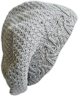 Frost Hats M-124ND Beautiful Spring Beret Light Crochet Hat