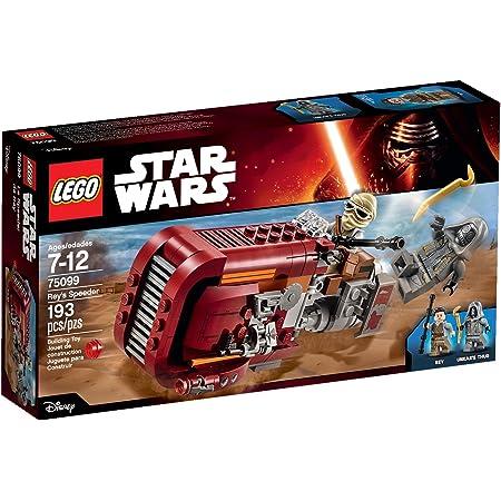 LEGO NEW Star Wars Foil Pack Polybag Rey/'s Speeder