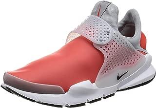 Men's Sock Dart SE Max Orange/Black/Wolf Grey Running Shoe