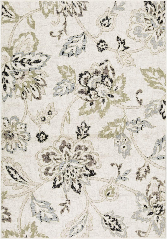 L'BAIET Max 56% OFF Maya Green Floral 8' x 10' Rug Baltimore Mall