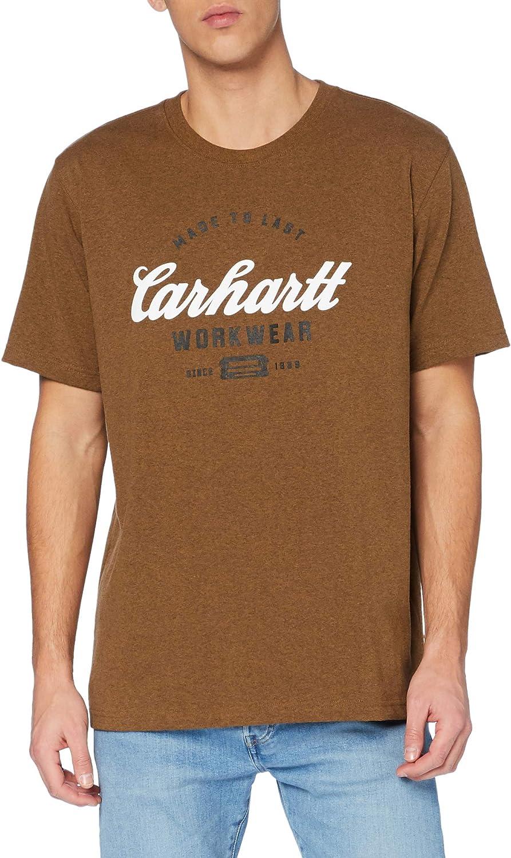 Carhartt Made To Last T-Shirt Camiseta para Hombre