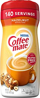 Coffee Mate Hazelnut Powder Coffee Creamer, 15 Ounce