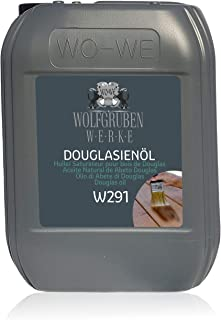 Douglasien Öl Akazienöl Lärchenöl Hartholzöl Holzöl Öl Zedernöl Eiche - 10L