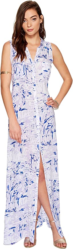 Lilly Pulitzer Ezra Maxi Beach Dress