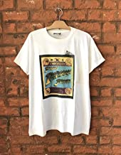 Vintage 90s The Young Indiana Jones Chronicles 1992 Movie T Made In Usa Size L T-Shirt for everyone